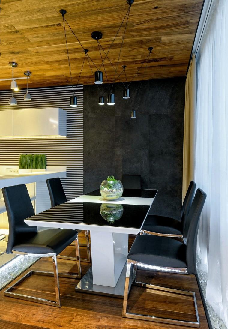 Квартира. столовая из проекта , фото №71535