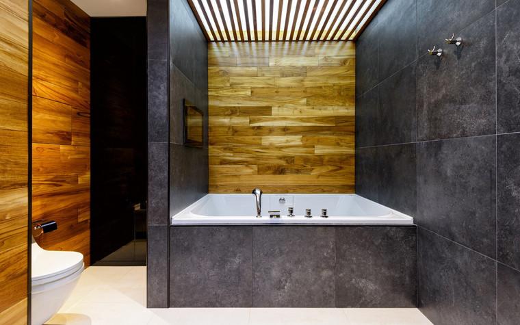 Квартира. ванная из проекта , фото №71542