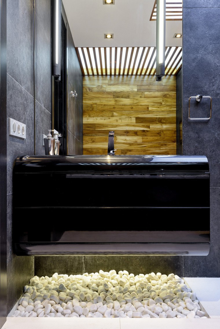 Квартира. ванная из проекта , фото №71543