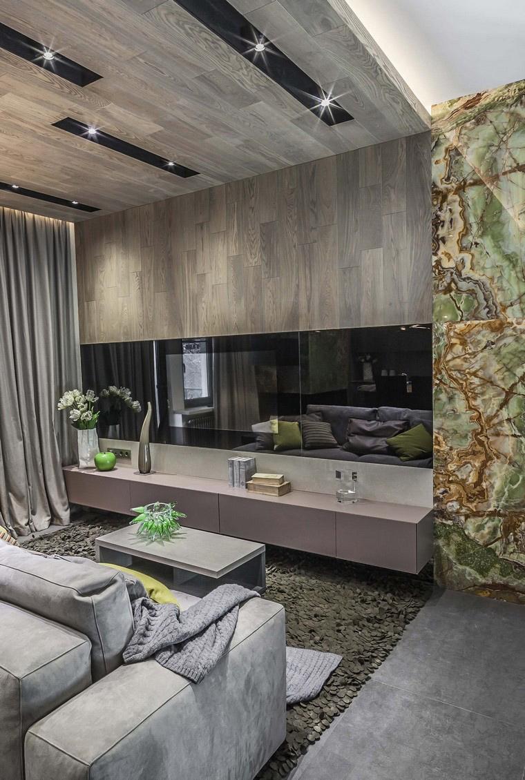 Квартира. гостиная из проекта , фото №71184