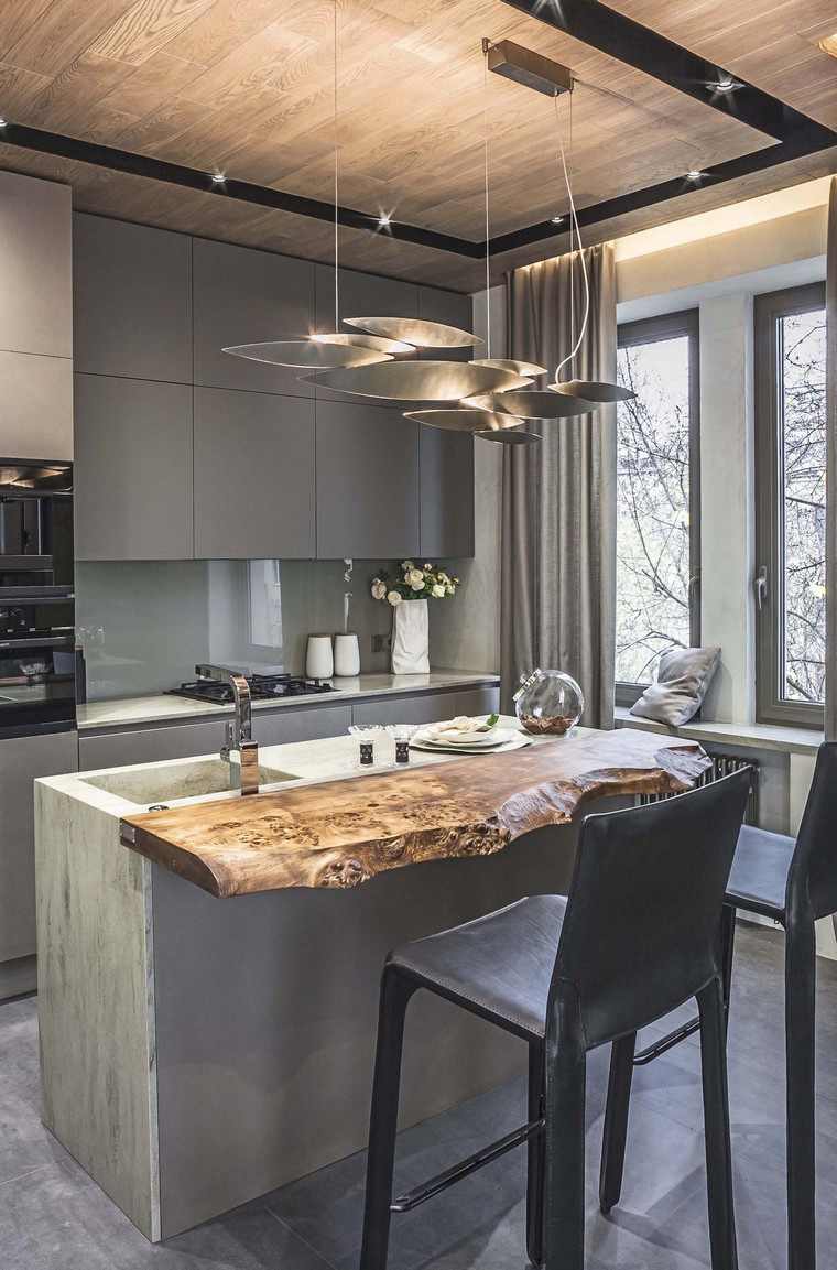 интерьер кухни - фото № 71193