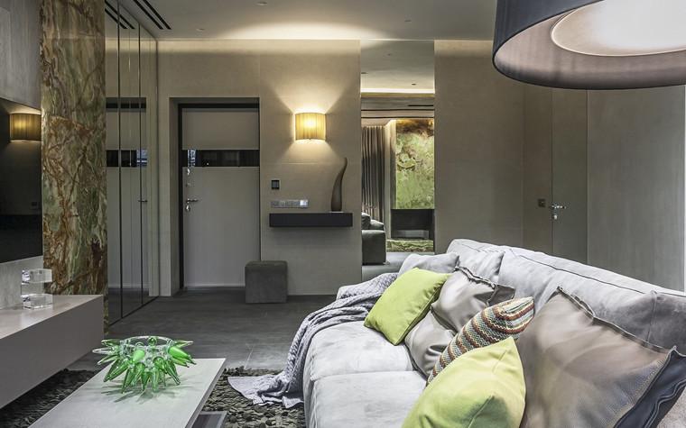 Квартира. гостиная из проекта , фото №71188
