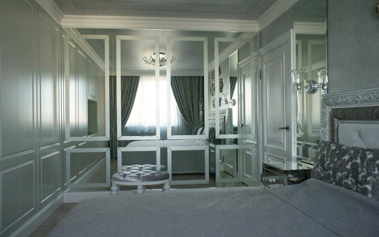 Квартира. спальня из проекта , фото №72095