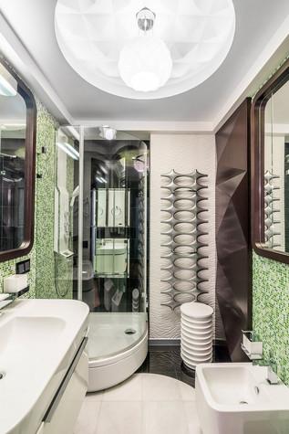 Квартира. ванная из проекта , фото №72259