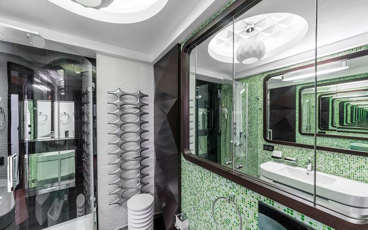 Квартира. ванная из проекта , фото №72258