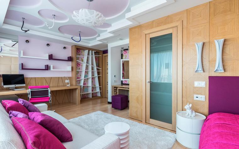 Квартира. детская из проекта , фото №72255