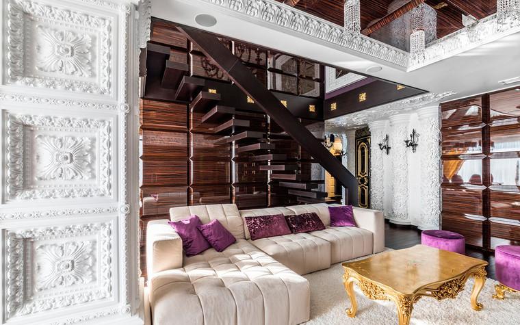 Квартира. гостиная из проекта , фото №72233