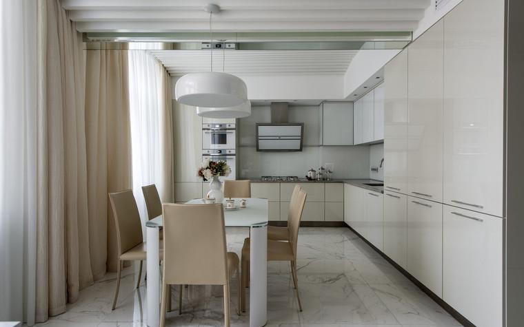 Квартира. кухня из проекта , фото №72395