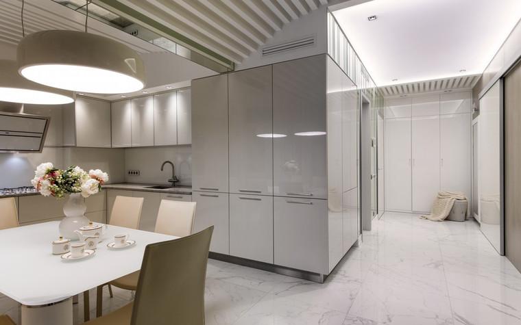 Квартира. кухня из проекта , фото №72392