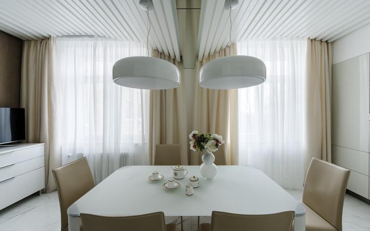 Квартира. кухня из проекта , фото №72396
