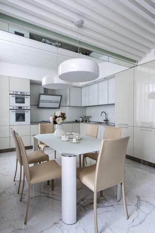 Квартира. кухня из проекта , фото №72394