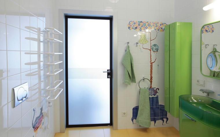 Квартира. ванная из проекта , фото №72403