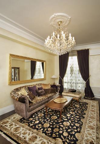 Квартира. гостиная из проекта , фото №72416