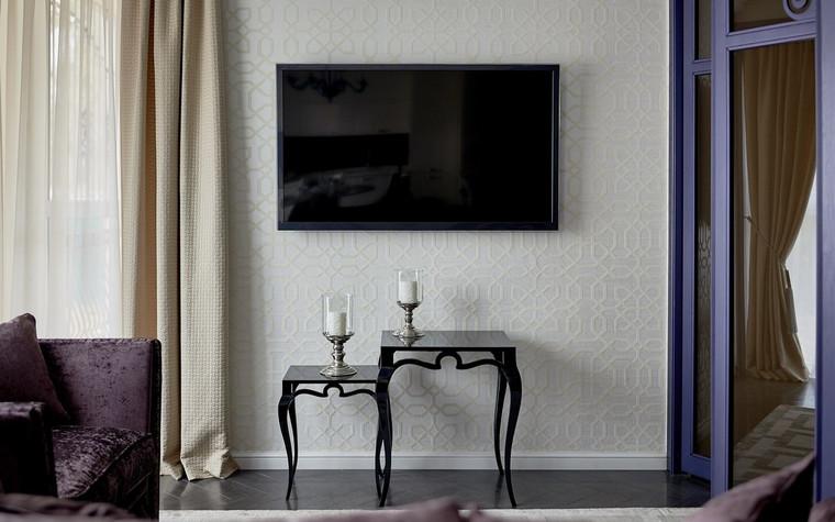 Квартира. гостиная из проекта , фото №72506