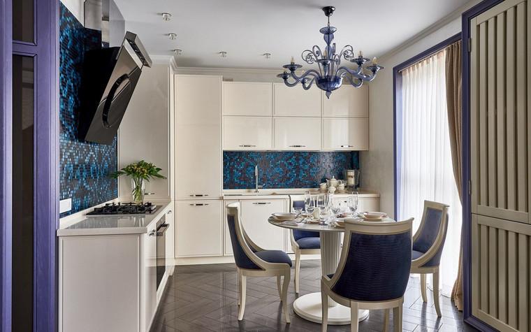 Квартира. кухня из проекта , фото №72513