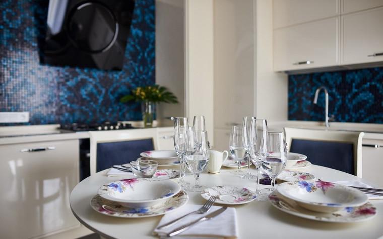 Фото № 72510 кухня  Квартира