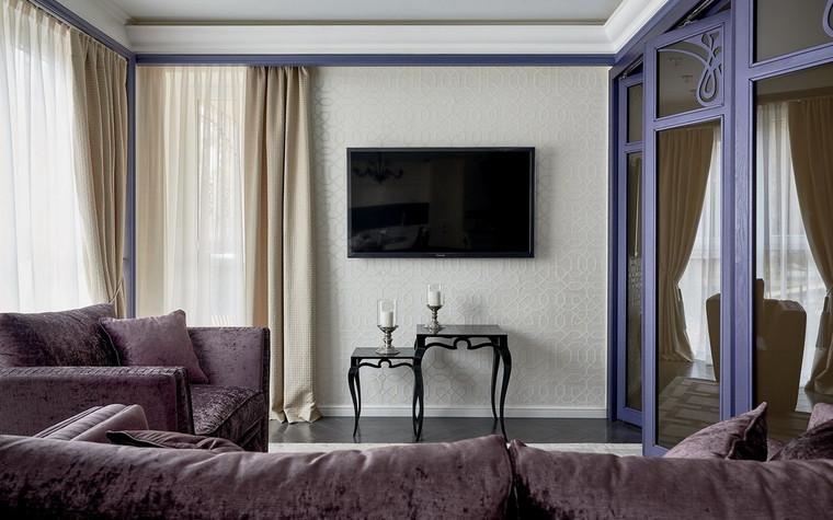 Фото № 72505 гостиная  Квартира