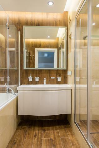 Квартира. ванная из проекта , фото №72616