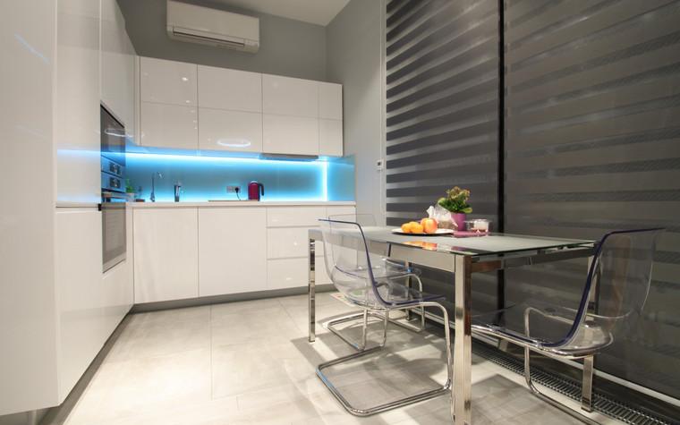 Квартира. кухня из проекта , фото №72642