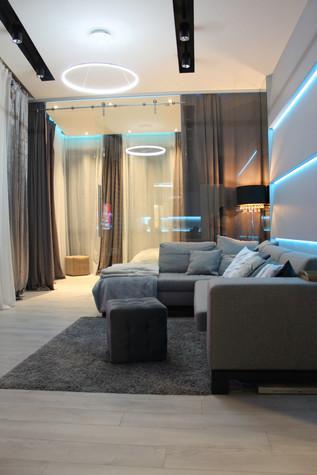 Квартира. гостиная из проекта , фото №72638