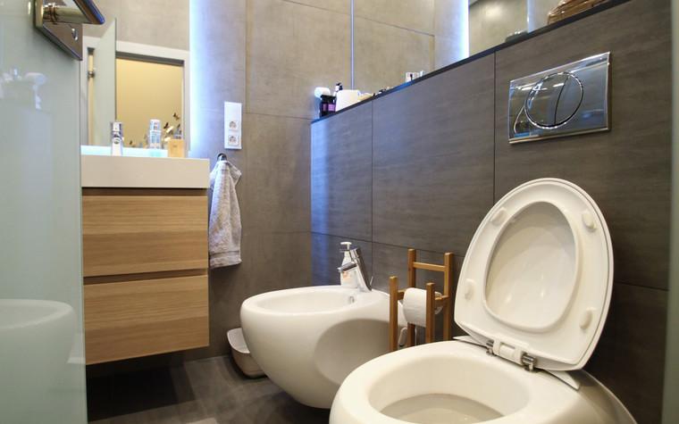 Квартира. ванная из проекта , фото №72650