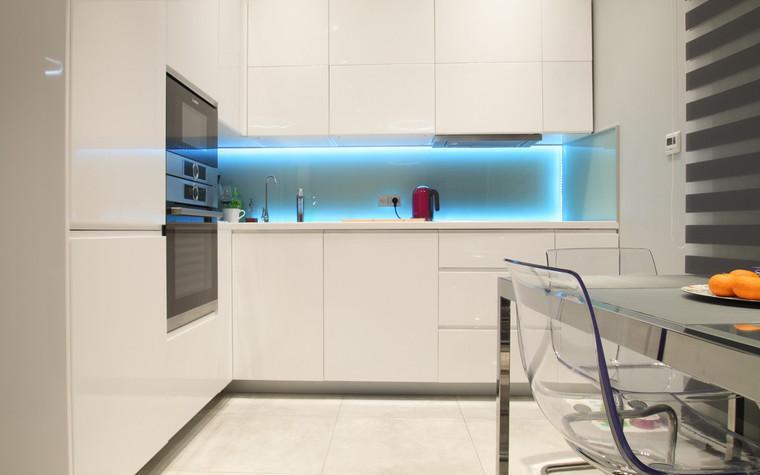 Квартира. кухня из проекта , фото №72641