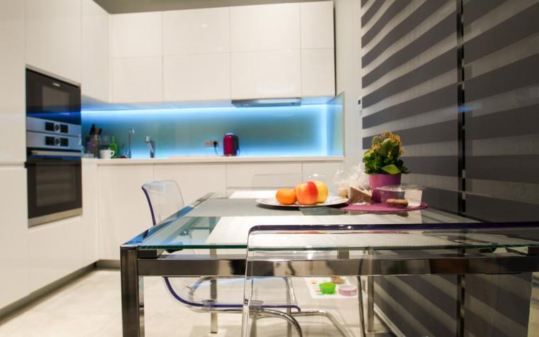 Квартира. кухня из проекта , фото №72643