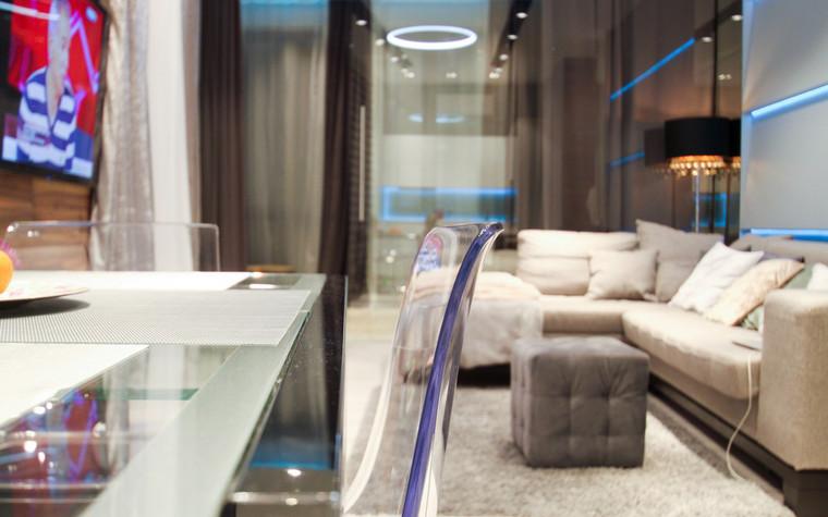 Квартира. гостиная из проекта , фото №72632