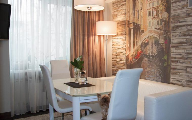 Квартира. столовая из проекта , фото №72656