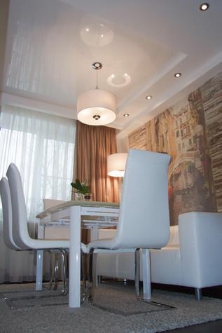 Квартира. столовая из проекта , фото №72658