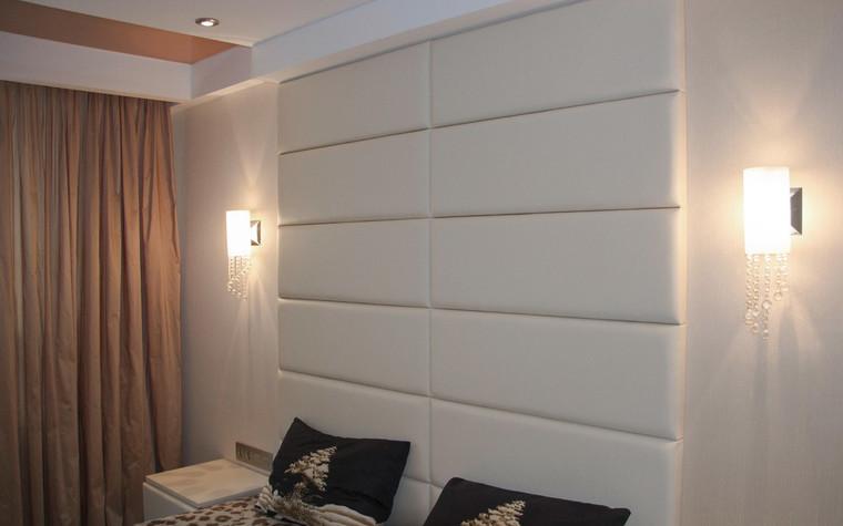 Квартира. спальня из проекта , фото №72659