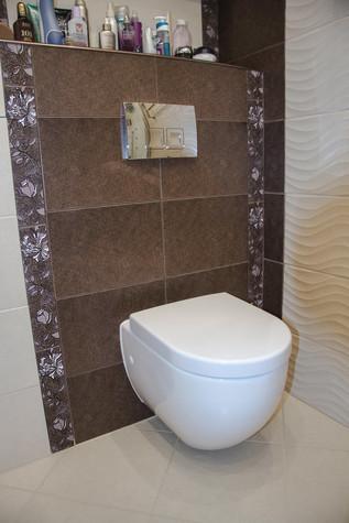 Квартира. ванная из проекта , фото №72660