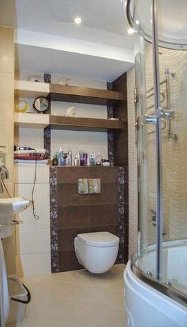Квартира. ванная из проекта , фото №72661