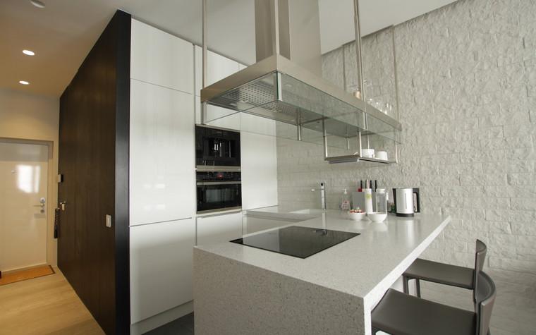 Квартира. кухня из проекта , фото №71288