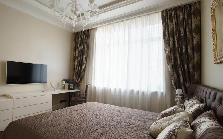 Квартира. спальня из проекта ЖК Режиссер, фото №73134