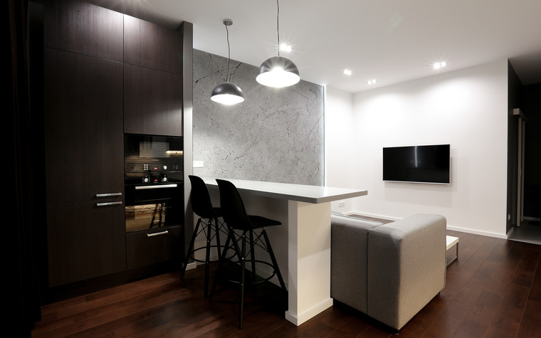 Примеры и фото дизайна современных кухонь