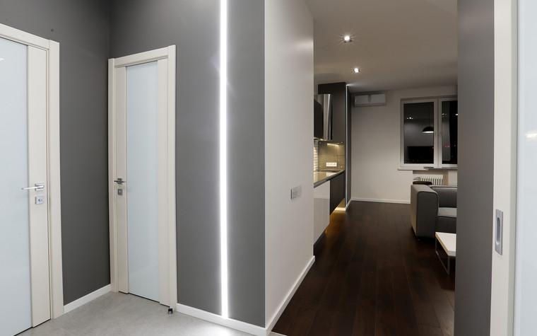 Квартира. холл из проекта , фото №73624