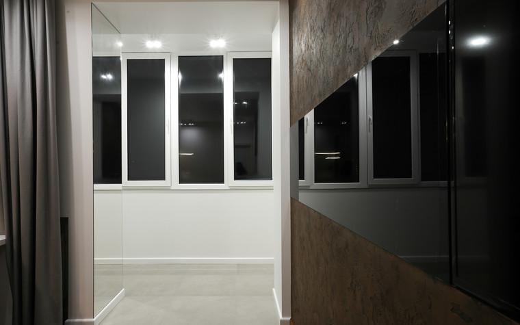 Квартира. спальня из проекта , фото №73616