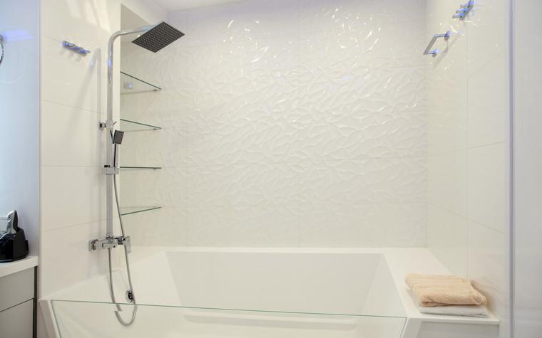 Квартира. ванная из проекта , фото №73890