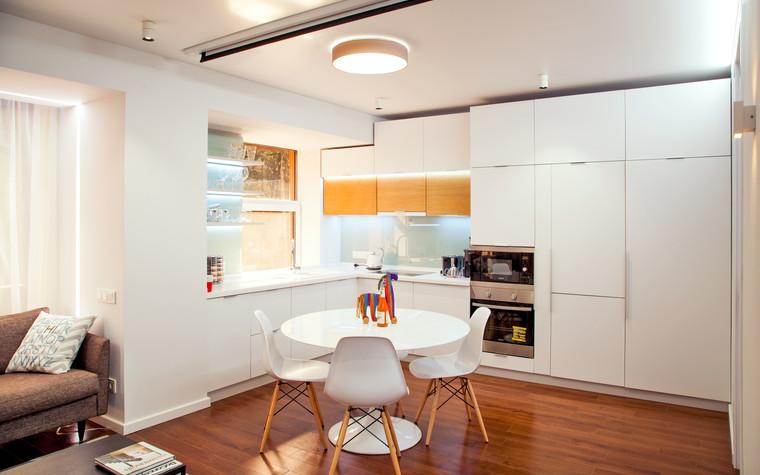 Квартира. кухня из проекта , фото №73888