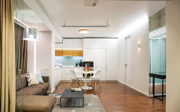 Квартира. гостиная из проекта , фото №73883