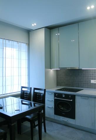 Квартира. кухня из проекта , фото №74394
