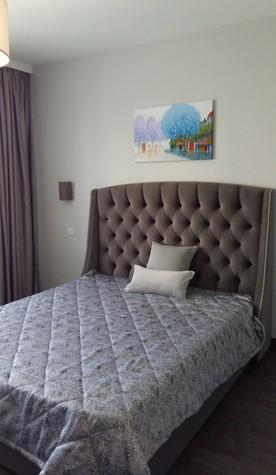 Квартира. спальня из проекта , фото №74388