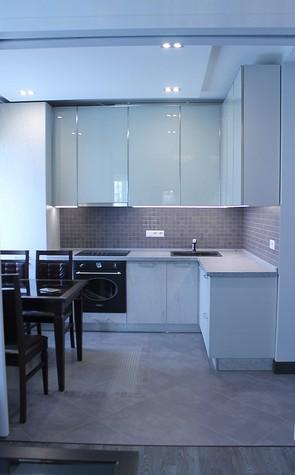 Квартира. кухня из проекта , фото №74397