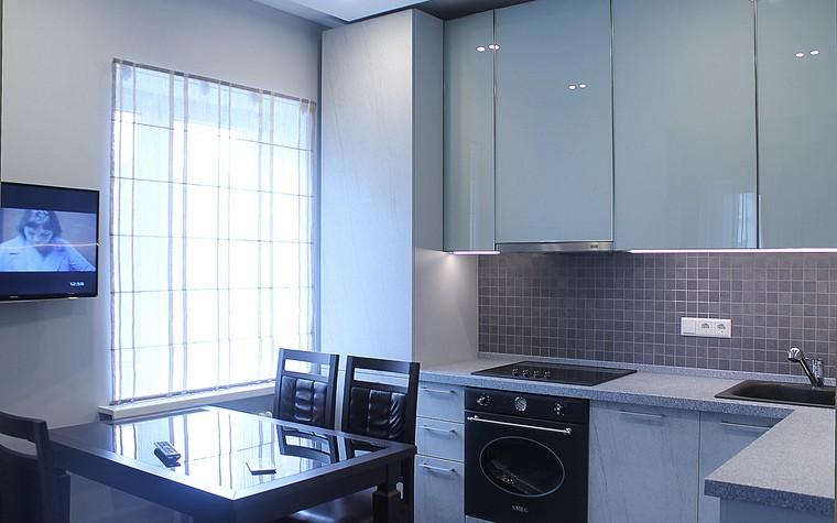 Квартира. кухня из проекта , фото №74402