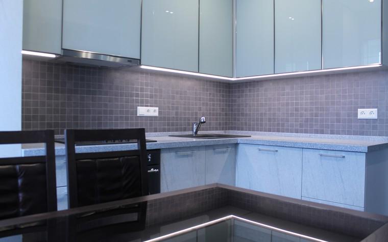 Квартира. кухня из проекта , фото №74403