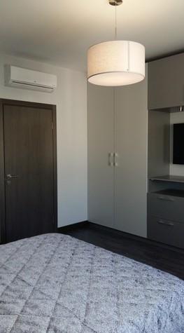 Квартира. спальня из проекта , фото №74390