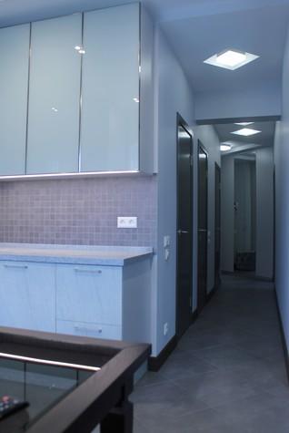 Квартира. кухня из проекта , фото №74404