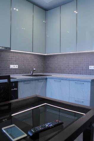 Квартира. кухня из проекта , фото №74405