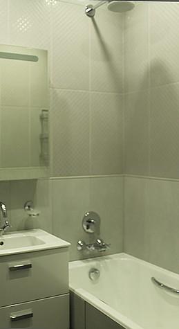 Квартира. санузел из проекта , фото №74421